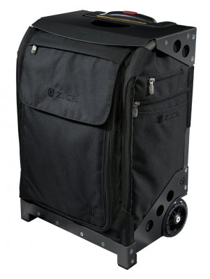 Чемодан ZUCA Flyer Travel Black & Black