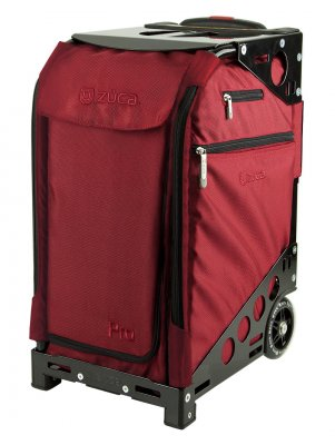 Сумка ZUCA Pro Travel Ruby Red & Black
