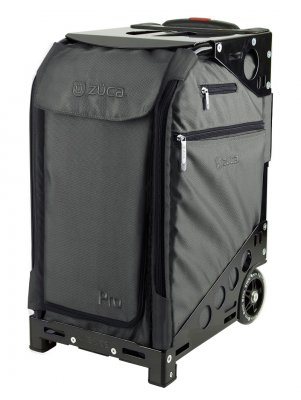 Сумка ZUCA Pro Travel Graphite Gray & Black